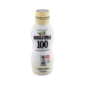 Muscle Milk 100 Calories Low Fat Protein Shake Vanilla Creme