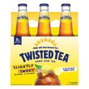 Twisted Tea Slightly Sweet