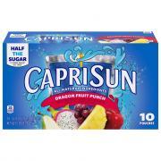 Capri Sun Adventures Dragon Fruit Punch Drink