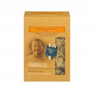 Mario Batali Farfalle Italian Pasta