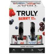 Truly Berry Spiked & Sparkling Water Variety Pack