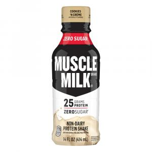 Muscle Milk Cookies And Cream Nutrition Shake