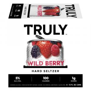 Truly Spiked Berry