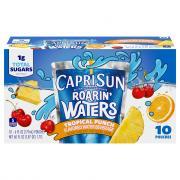 Capri Sun Roarin' Waters Tropical Fruit Water Drink