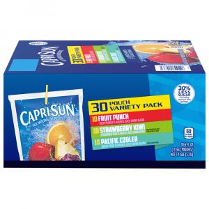 Capri Sun Fruit Variety Pack