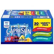Capri Sun Fruit Variety Pack