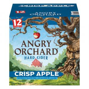 Angry Orchard Hard Cider Crisp Apple Pack
