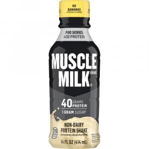 Muscle Milk Mega Protein Shake Go Bananas