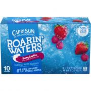 Capri Sun Roarin' Waters Berry Water Drink