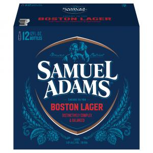 Samuel Adams Boston Lager