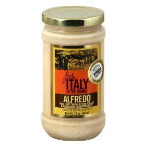 Little Italy In the Bronx Alfredo Sauce