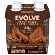 Evolve Plant-Based Protein Shake Classic Chocolate