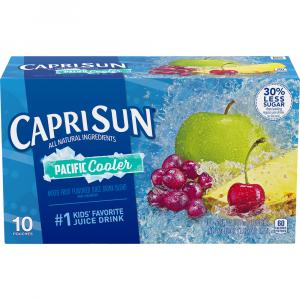 Capri Sun Pacific Cooler Juice Drink