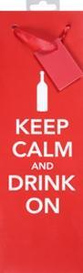 Wine Bag Keep Calm & Drink