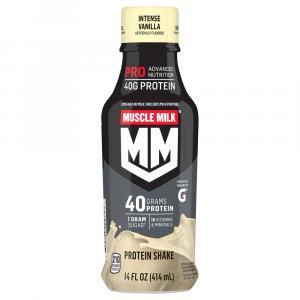 Muscle Milk Protein 40 grams Intense Vanilla