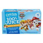 Capri Sun 100% Mango Juice