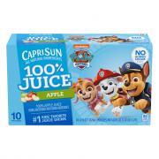 Capri Sun 100% Apple Juice