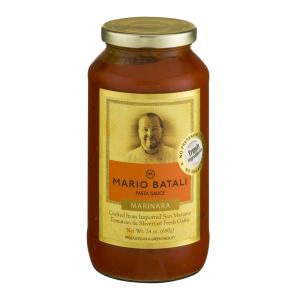 Mario Batali Marinara Pasta Sauce