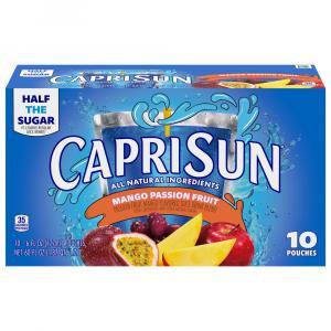 Capri Sun Adventures Passion Fruit Mango Drink