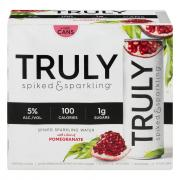 Truly Spiked Sparkling Pomegranate
