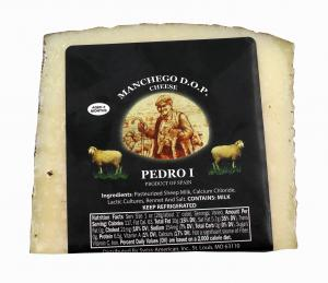 Imported Spanish Manchego Cheese
