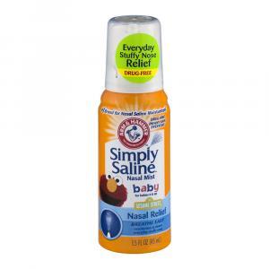 Simply Saline Baby Nasal Mist