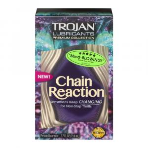 Trojan Chain Reaction Lube