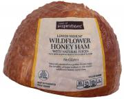 Lower Sodium Wildflower Honey Ham