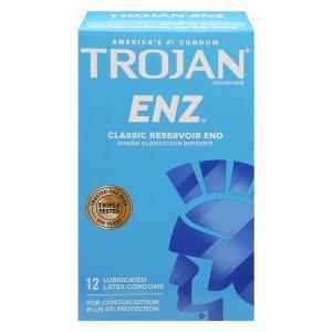 Trojan-Enz Lubricated Condoms