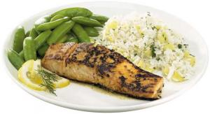 Citrus Herb Salmon