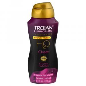 Trojan Lubricants H2O Closer