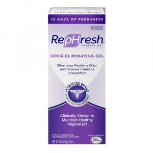 Rephresh Vaginal Gel w/4 Prefilled Applicators