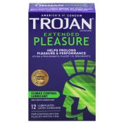 Trojan Extended Pleasure Condoms
