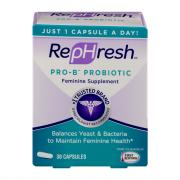 Rephresh Probiotic Feminine Supplements