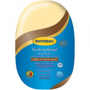 Butterball Boneless Turkey Mix