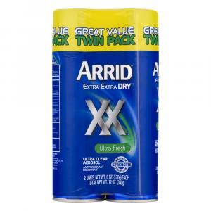 Arrid Extra Extra Dry Ultra Fresh Antiperspirant Deodorant