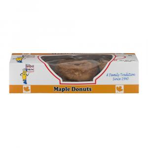 Koffee Kup Maple Glazed Cake Donuts