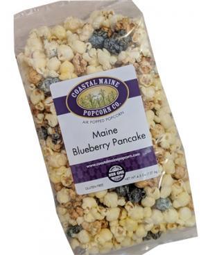 Coastal Maine Popcorn Co. Maine Blueberry Pancake