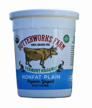 Butterworks Farm Vermont Nonfat Plain Yogurt