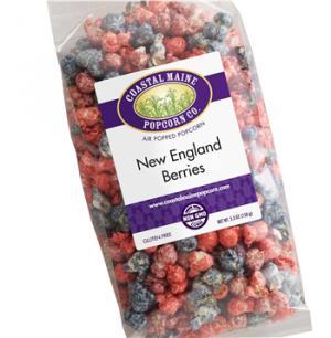 Coastal Maine Popcorn Co. New England Berries
