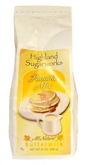 Highland Sugarworks Buttermilk Pancake Mix
