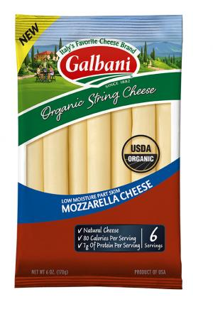 Galbani Organic String Cheese