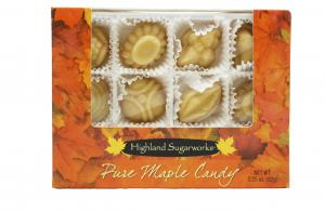 Highland Sugarworks Vermont Pure Maple Candy