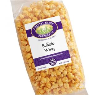 Coastal Maine Popcorn Co. Buffalo Wing