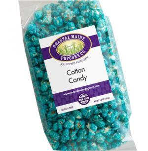 Coastal Maine Popcorn Co. Cotton Candy