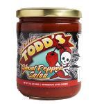 Todd's Ghost Pepper Salsa