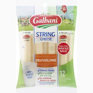 Galbani Whole Milk Provolone String Cheese