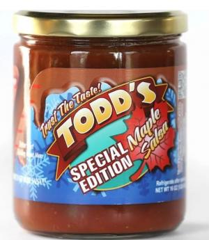 Todd's Original Maple Homemade Salsa