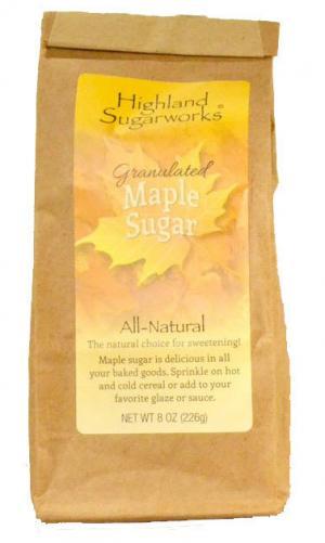 Highland Sugarworks Granulated Maple Sugar