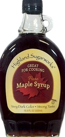 Highland Sugarworks Cooking Maple Syrup